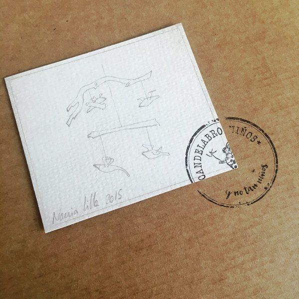 Packaging «Sueños Aéreos»