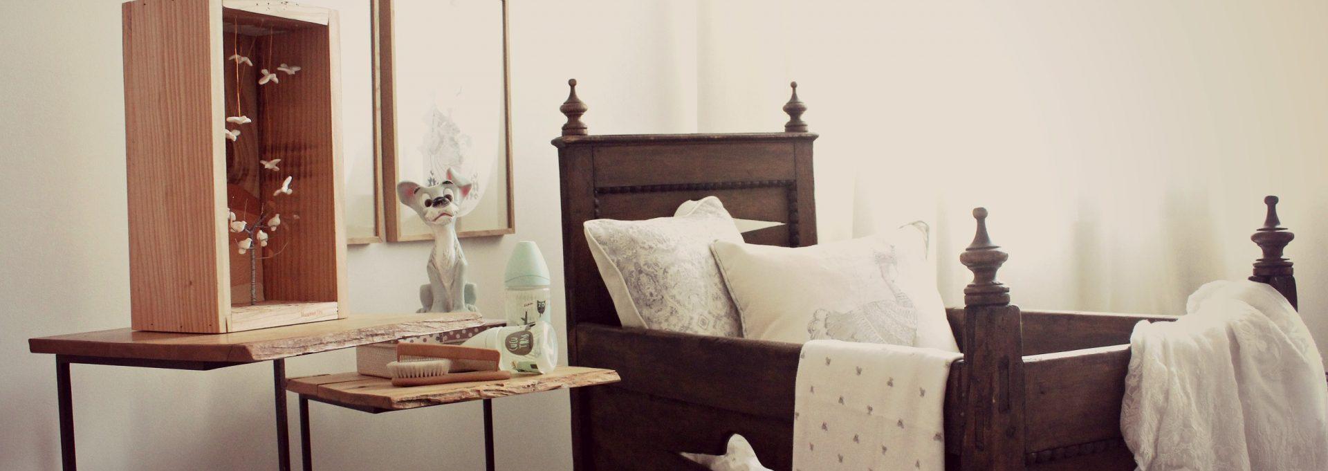 Para Soñar Imagen escena de habitación de bebé
