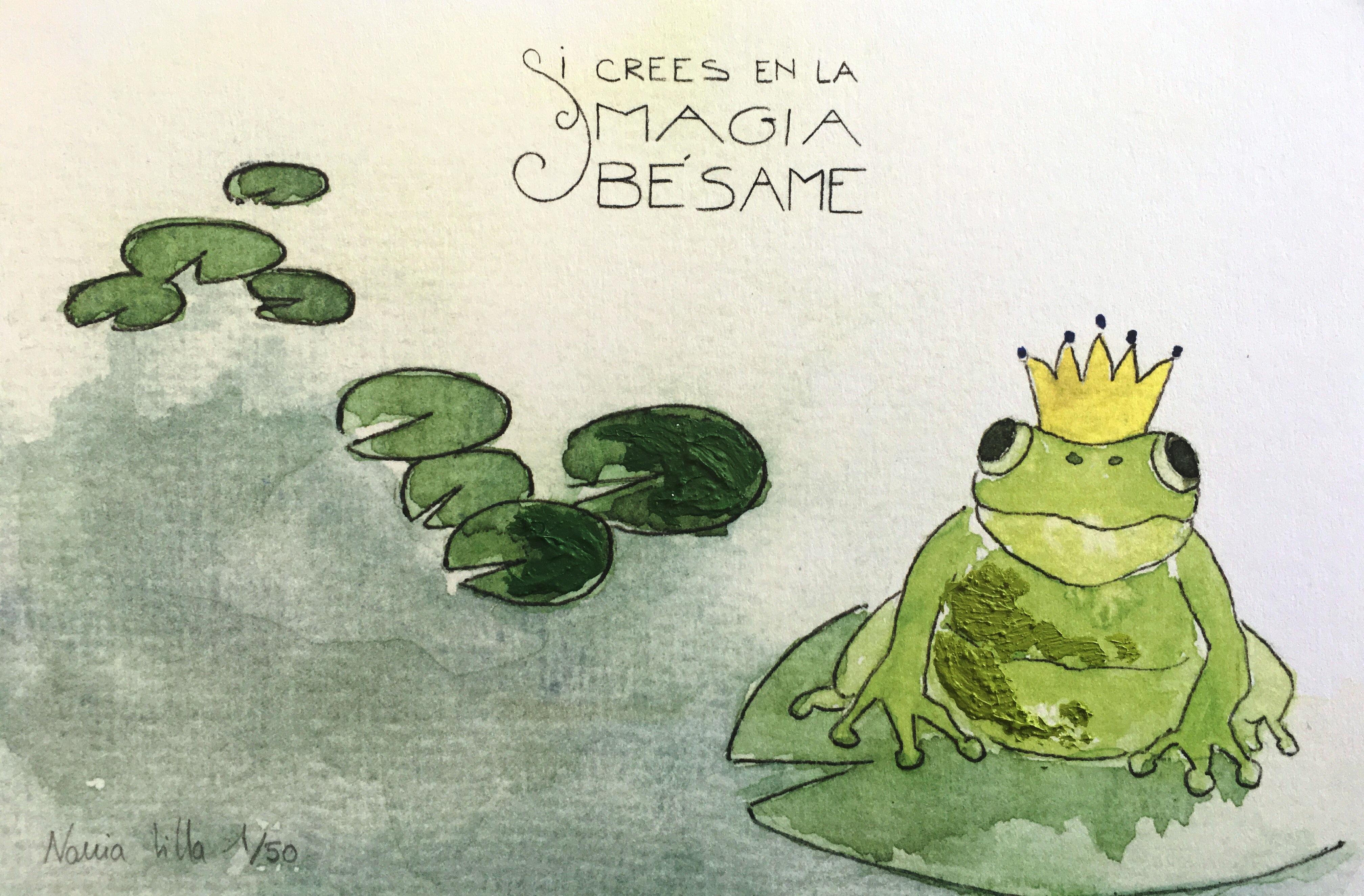 El Principe y el Sapo